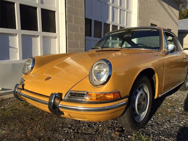 Neuakquisition: Porsche 912 Coupe