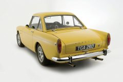 Sunbeam Tiger Classic Car Reviews Classic Motoring