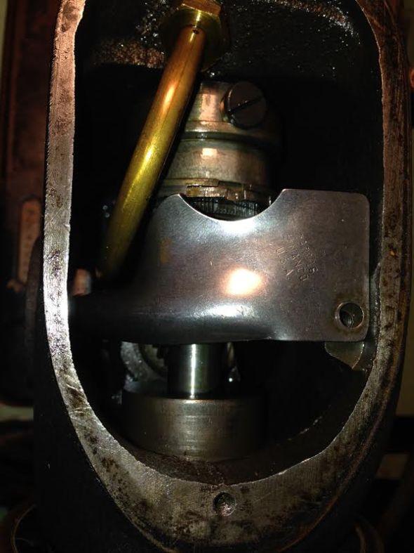oil sling diverter