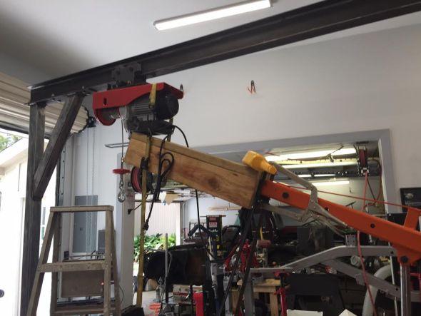 Gantry crane5