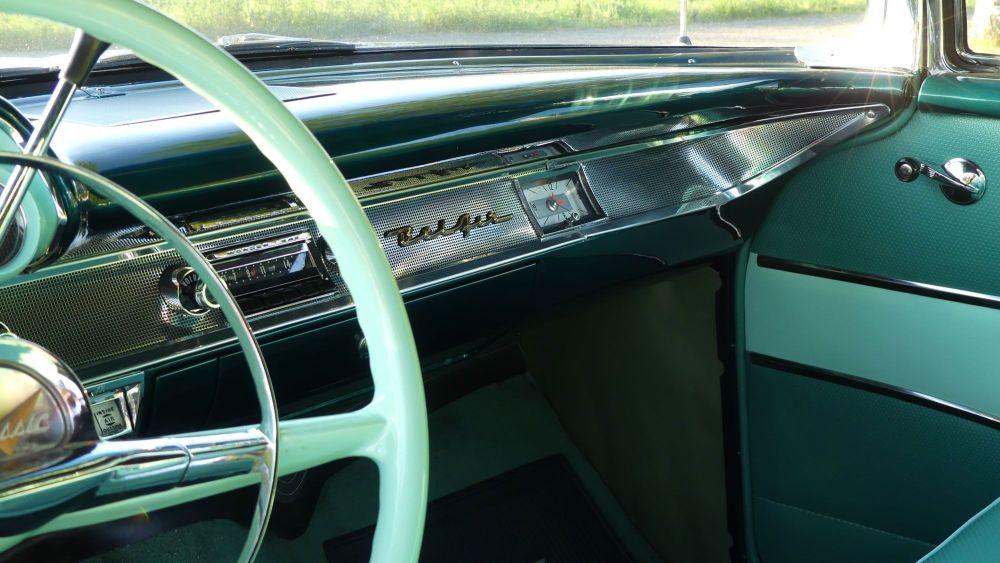 Chevrolet Bel Air 1957 Convertible (13)