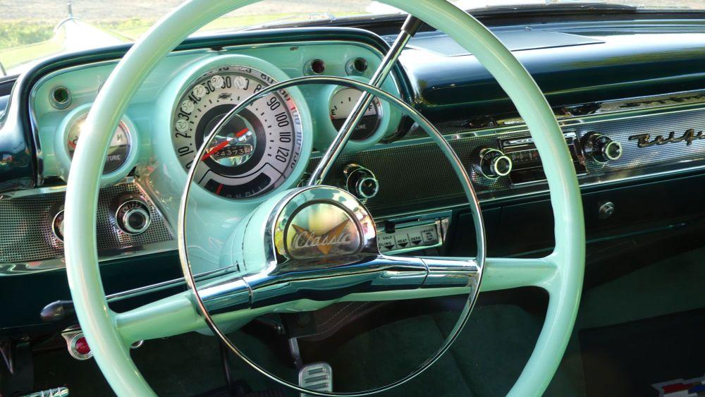 Chevrolet Bel Air 1957 Convertible (14)