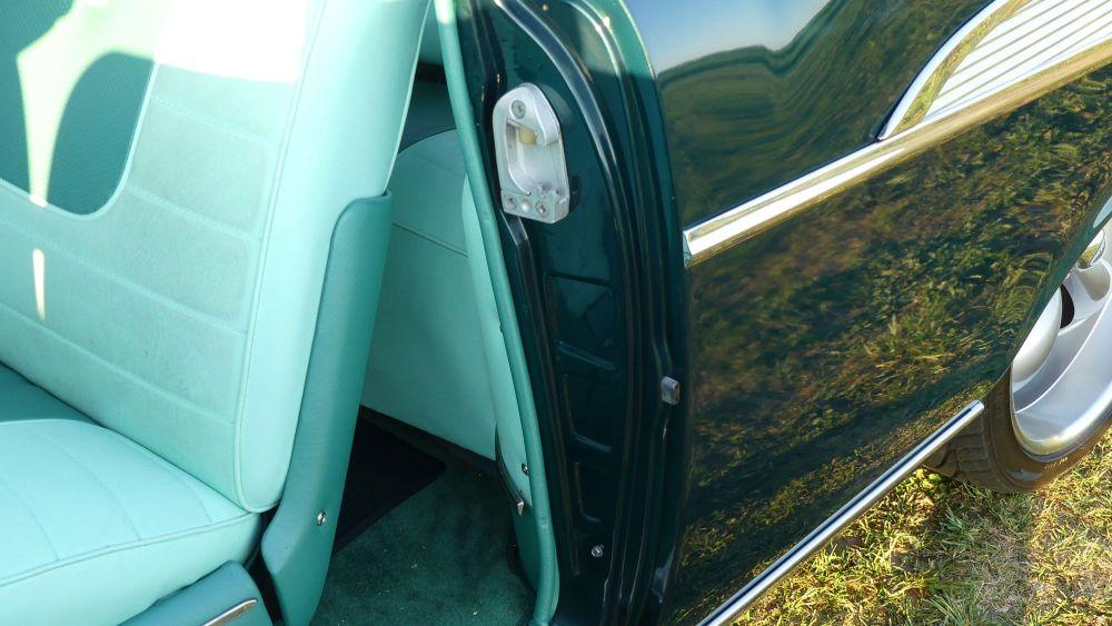 Chevrolet Bel Air 1957 Convertible (15)
