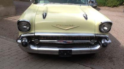 Chevrolet Bel Air 1957 Convertible (2)