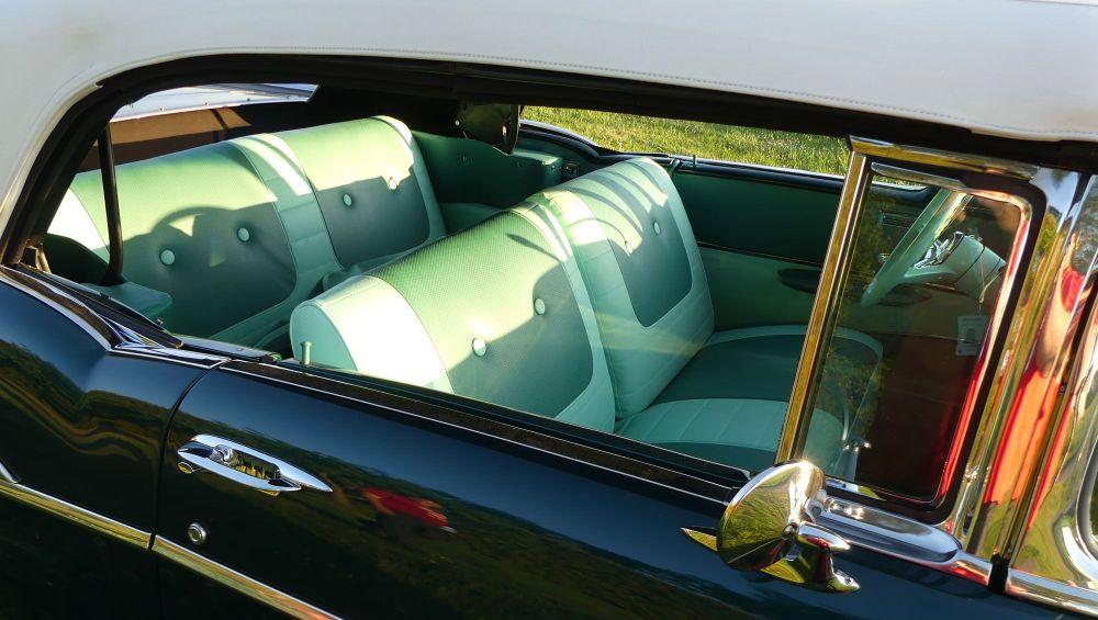 Chevrolet Bel Air 1957 Convertible (23)