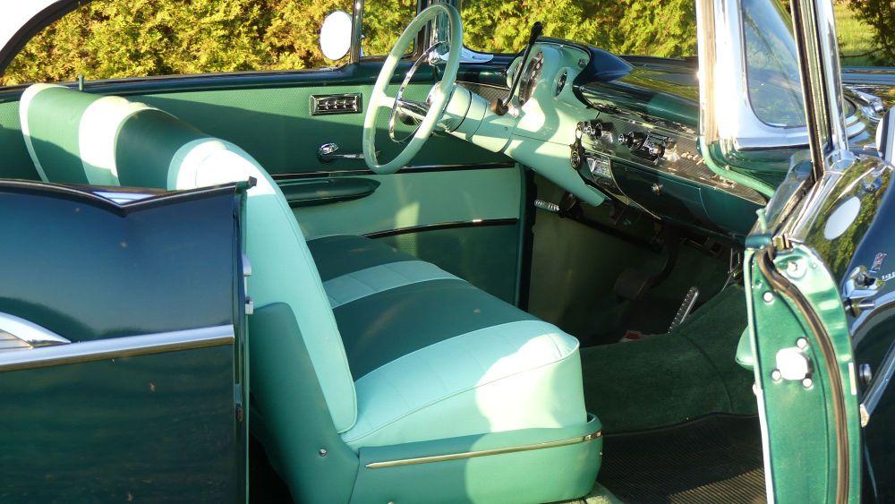 Chevrolet Bel Air 1957 Convertible (33)