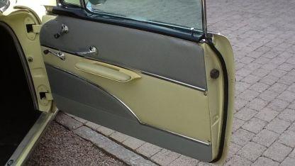Chevrolet Bel Air 1957 Convertible (9)