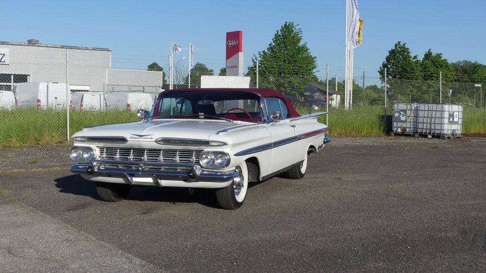 Chevrolet Impala 1959 Convertible (1)