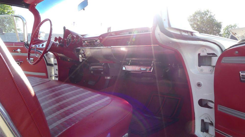 Chevrolet Impala 1959 Convertible (13)
