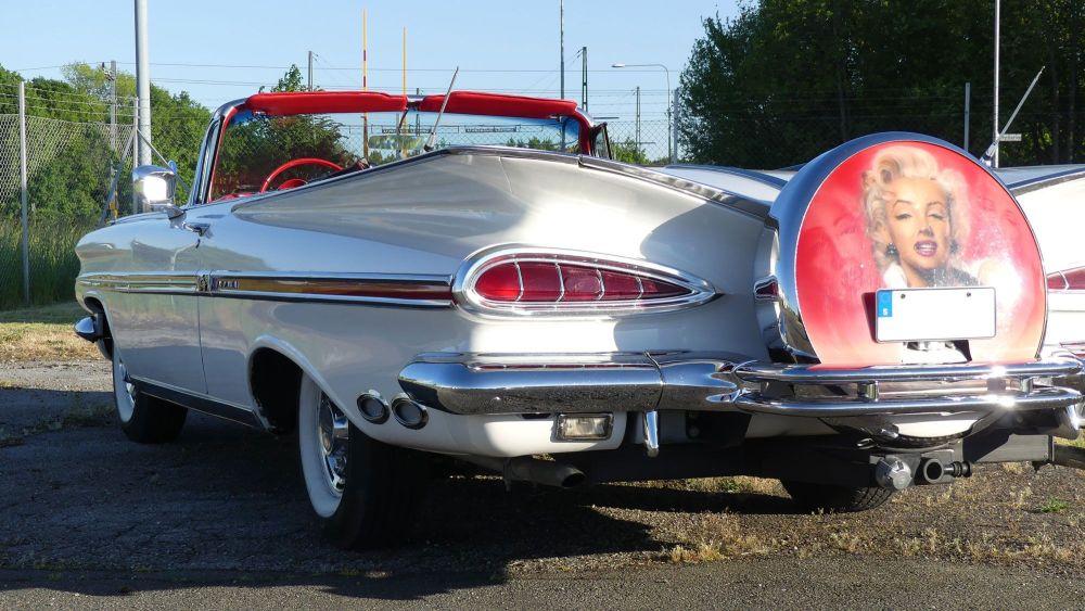 Chevrolet Impala 1959 Convertible (17)