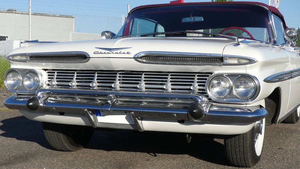 Chevrolet Impala 1959 Convertible (4)