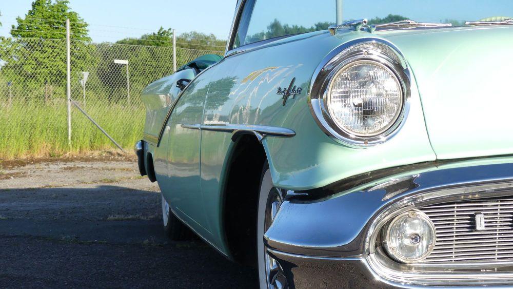 Oldsmobile Starfire 1957 98 Convertible (23)