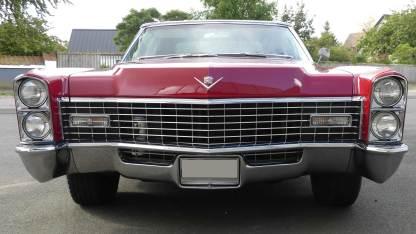 Cadillac Deville 1967 Convertible (16)