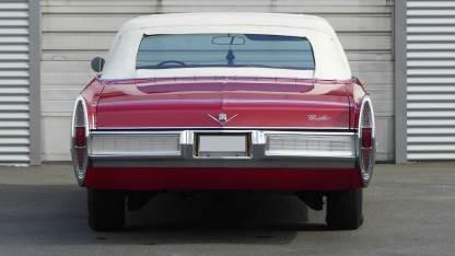 Cadillac Deville 1967 Convertible (8)