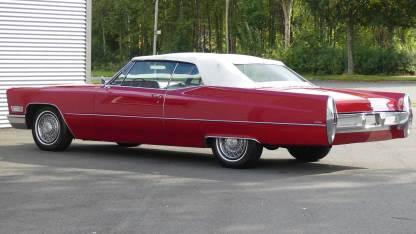 Cadillac Deville 1967 Convertible (9)