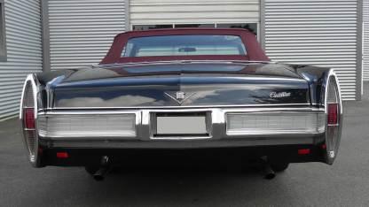 Cadillac De Ville 1967 Convertible (15)