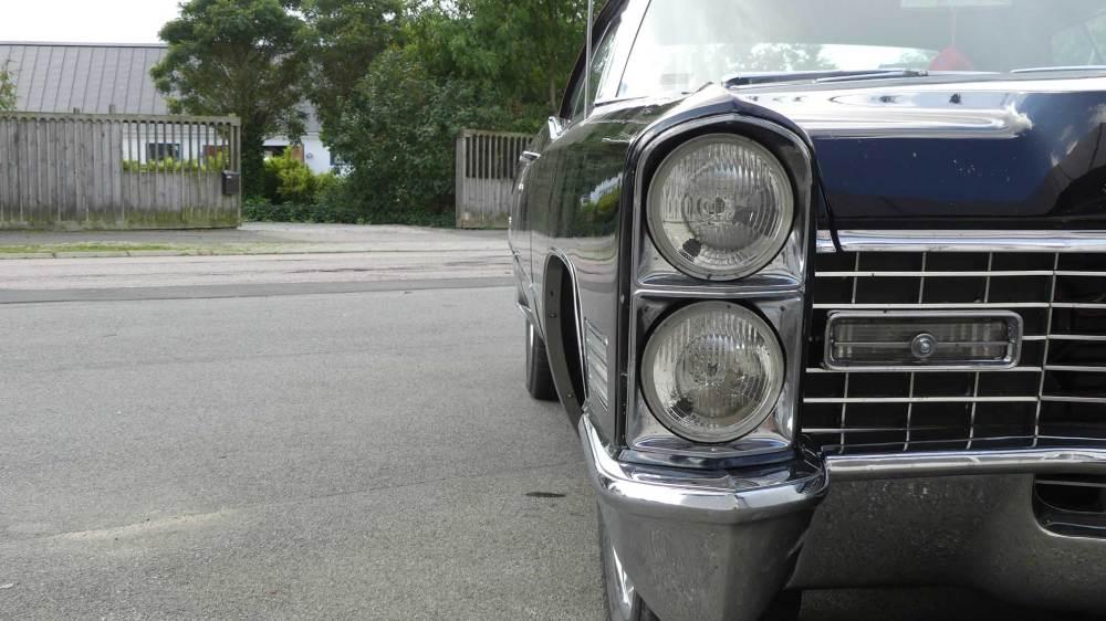 Cadillac De Ville 1967 Convertible (16)
