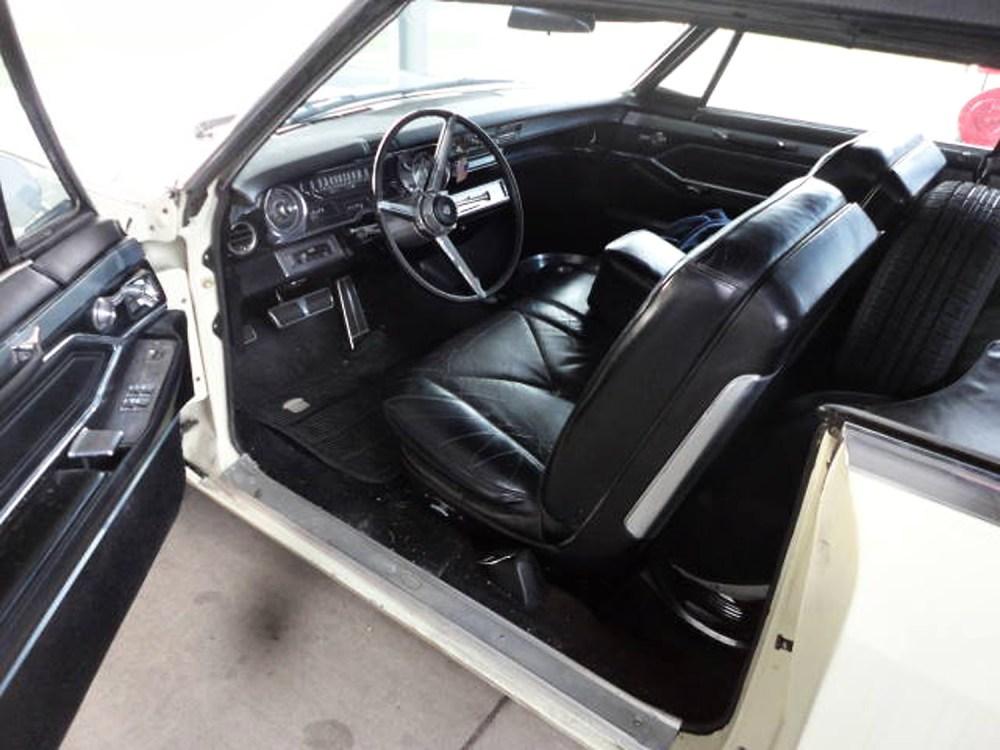 Cadillac DeVille 1965 Convertible_7