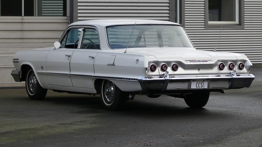 Chevrolet Impala 1963_13