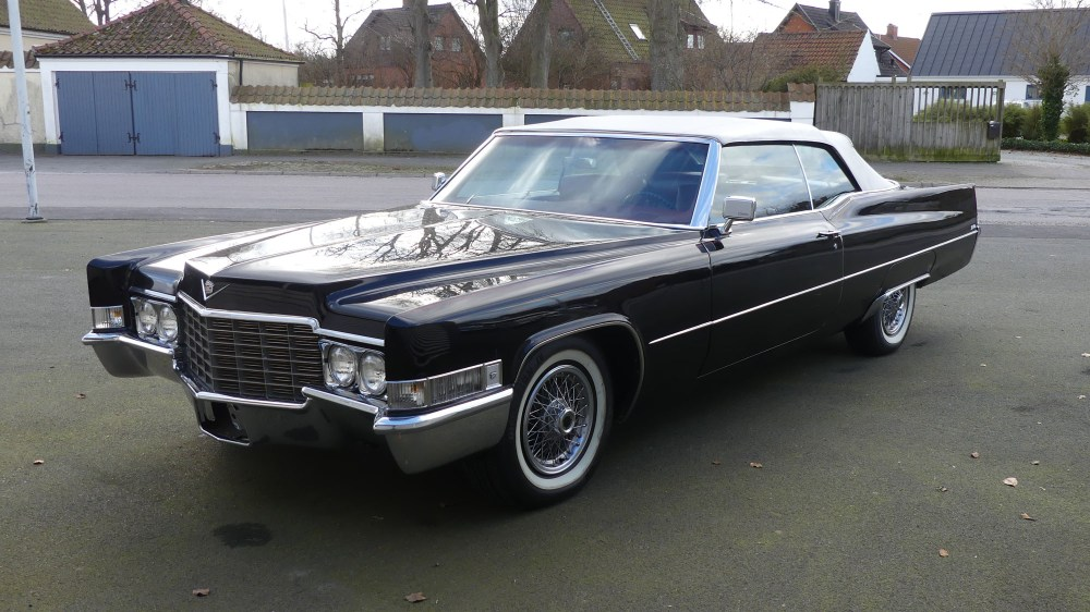 Cadillac DeVille 1969 (1)
