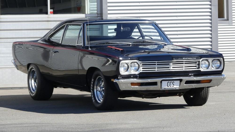 Plymouth Roadrunner 1969 (4)