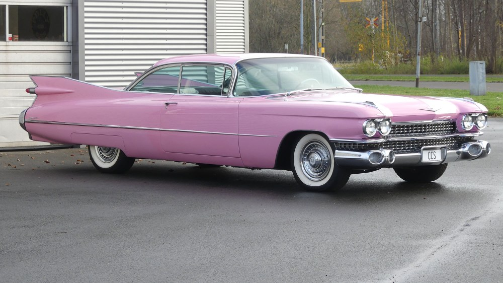 Cadillac Coupe Deville 1959 (5)
