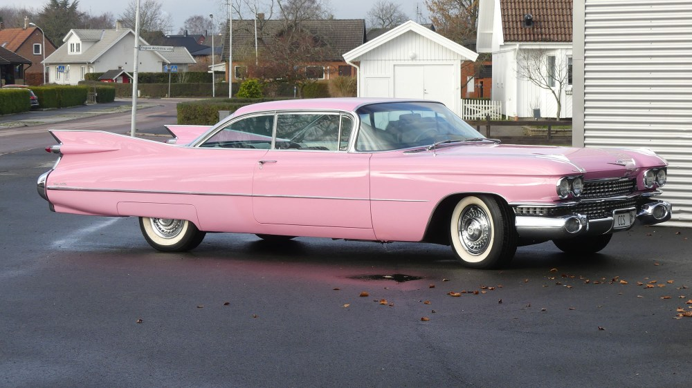 Cadillac Coupe Deville 1959 (9)