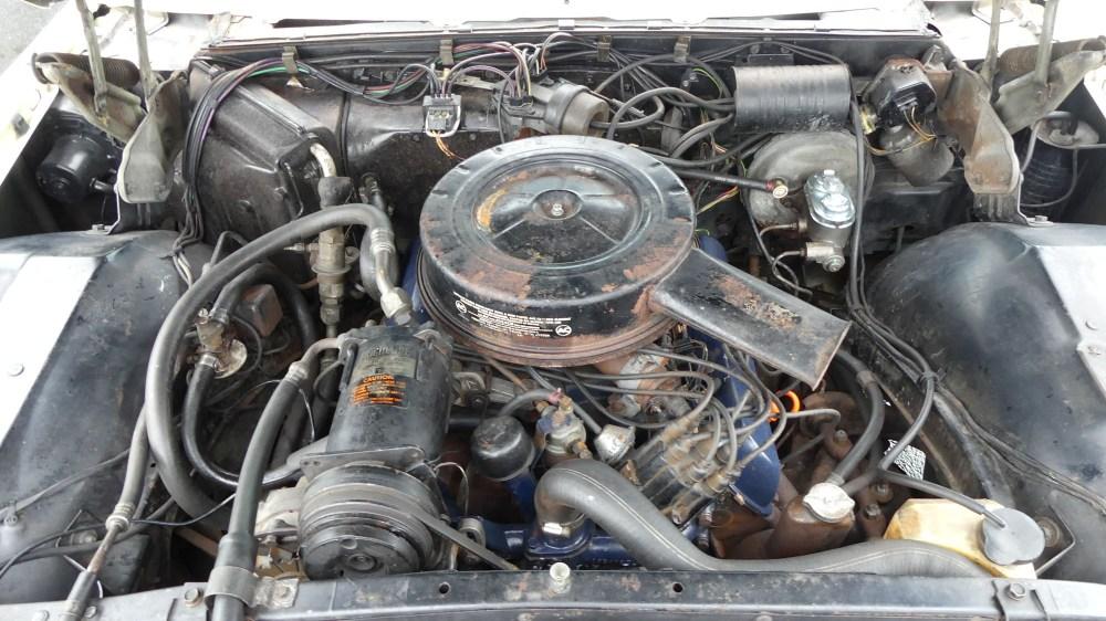 Cadillac Deville 1965 Convertible (24)