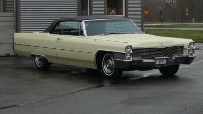 Cadillac Deville 1965 Convertible (5)