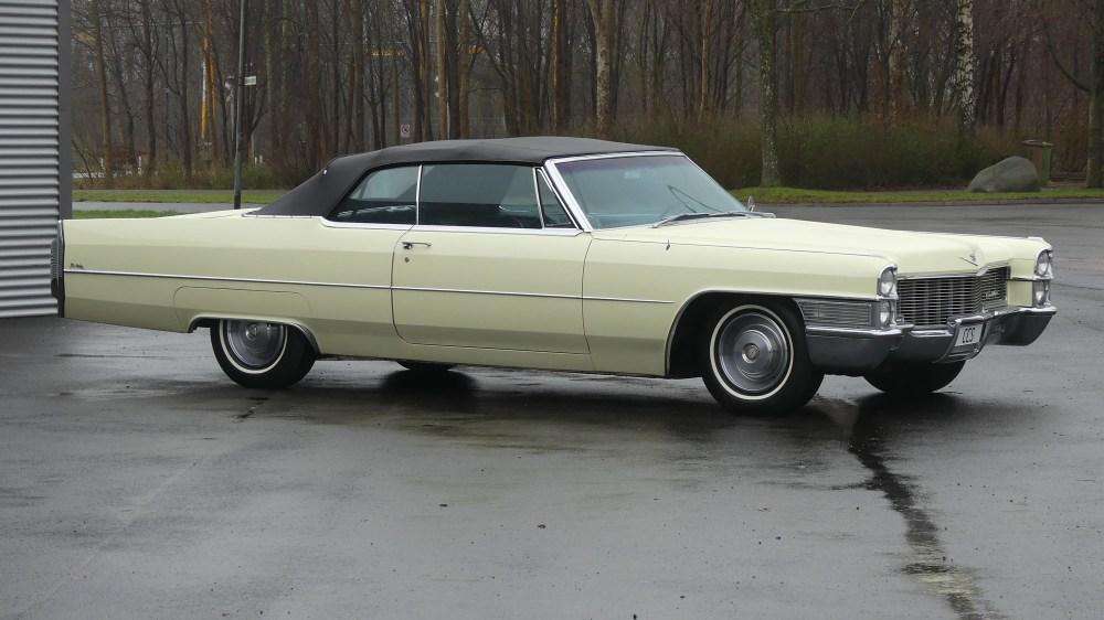 Cadillac Deville 1965 Convertible (6)