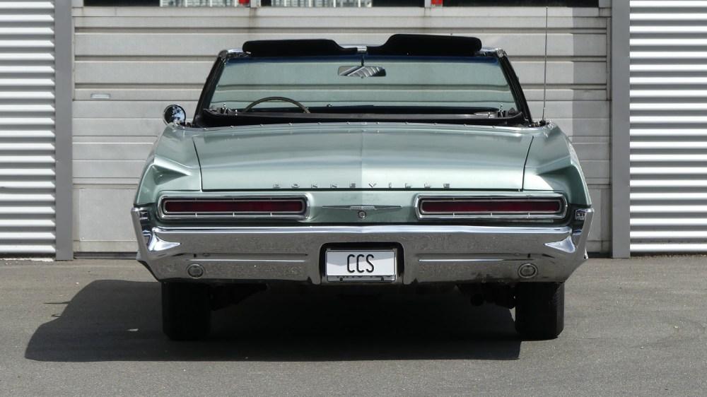 Pontiac Bonneville 1966 Convertible (17)