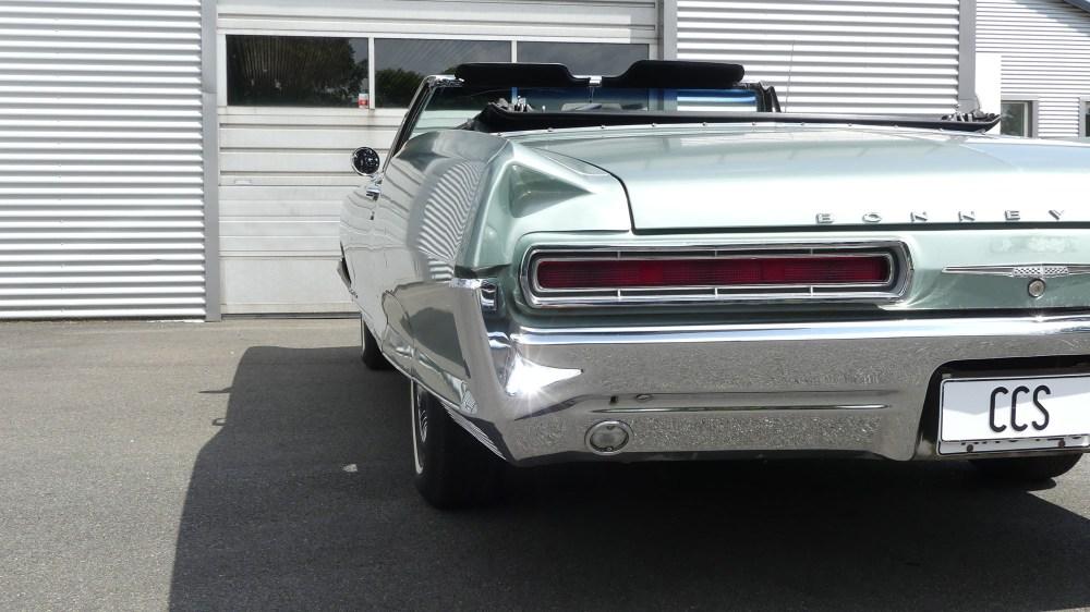 Pontiac Bonneville 1966 Convertible (20)
