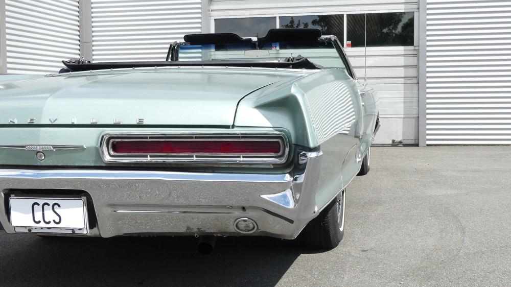 Pontiac Bonneville 1966 Convertible (21)