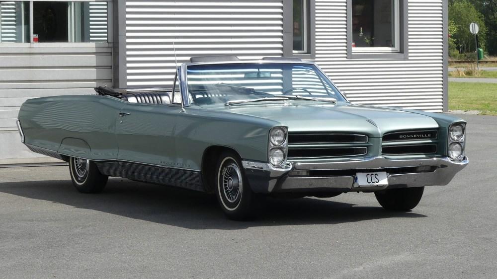 Pontiac Bonneville 1966 Convertible (5)