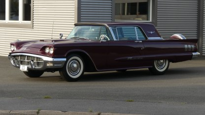 Ford Thunderbird 1960 Coupe (1)