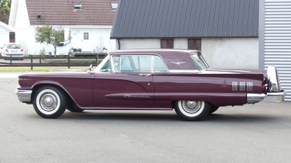 Ford Thunderbird 1960 Coupe (17)