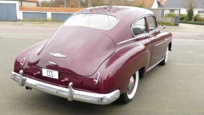 Chevrolet 1949 Fleetline Fastback, Deluxe (10)