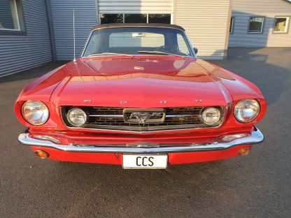 Ford Mustang 1966 (4)