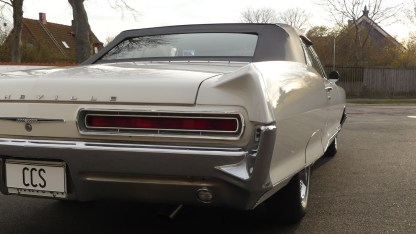 Pontiac Bonneville Cab 1966 (15)