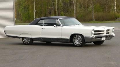 Pontiac Bonneville Cab 1966 (4)