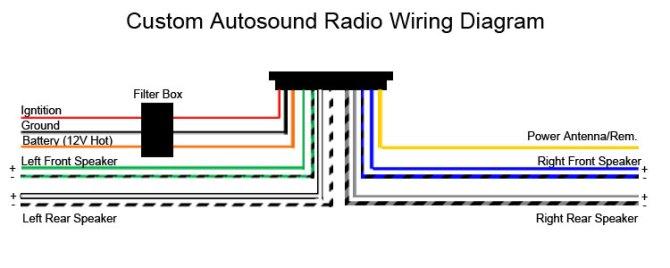1970 camaro radio wiring diagram  2003 mitsubishi eclipse