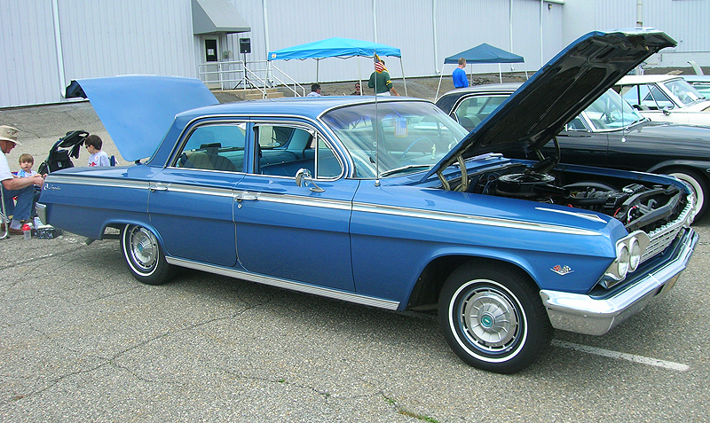 1962 Chevrolet Impala   CLASSIC CARS TODAY ONLINE 1962 Chevrolet Impala