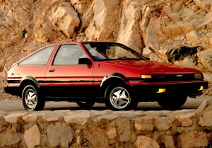 1984 Toyota Corolla SR5 hatchback | CLASSIC CARS TODAY ONLINE