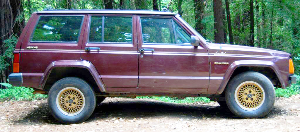 1988 Jeep Cherokee Limited CLASSIC CARS TODAY ONLINE