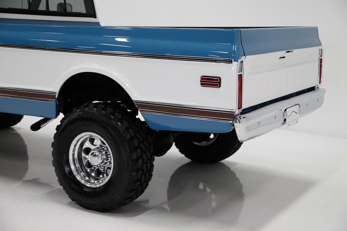 Chevy Colors Truck Paint 2016
