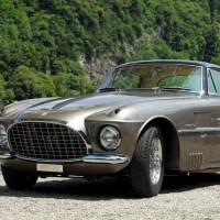 One-Off Ferrari 250 Europa by Vignale
