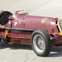 A Scuderia Ferrari Alfa 8C-35 Grand Prix Car