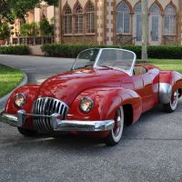 America's First Post-War Sports Car