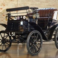 An Incredible, 1901 Benz