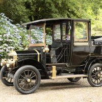 1913 Unic Taxi